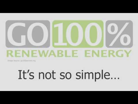 PEC Decarb Conference: Renewable Energy