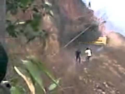 Real Disaster on NH 55 (Darjeeling road)