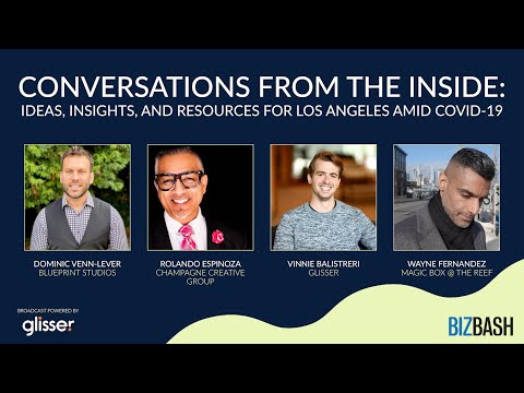 Conversations From The Inside: Ideas, Insights, And Resources For Los Angeles Amid COVID-19
