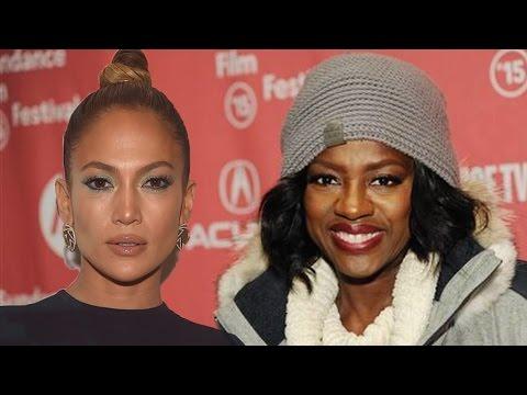 LILA & EVE  Jennifer Lopez & Viola Davis Film with Charles Stone III