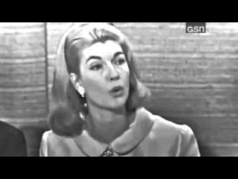What's My Line? - Robert Preston; PANEL: Tony Randall, Jeanne Parr (Mar 13, 1966)