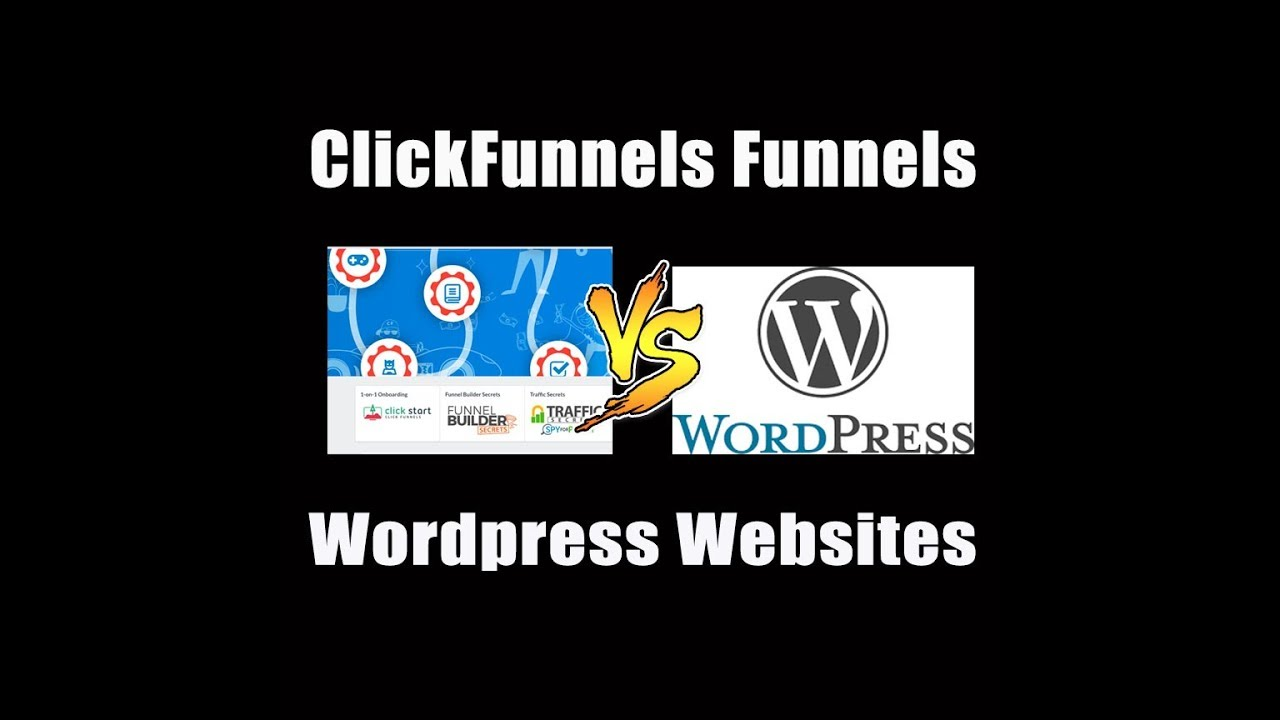 Clickfunnels vs Wordpress | My Clickfunnels Review 2017