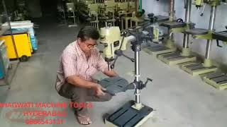 Bench Pillar Drill 350w 13mm Ferm Tdm1026 видео онлайн Iesoru