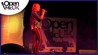 ONE NIGHT ONLY - Jennifer Hudson Cover Performed at Open Mic UK