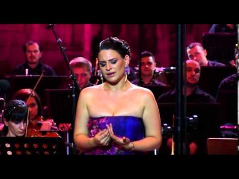"""Mariam Roinishvili V. Bellini """"La Sonnambula"""" Amina's aria e stretta"""