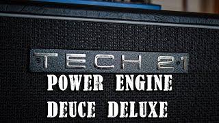 Tech 21 Power Engine Deuce Deluxe - [DEMO]