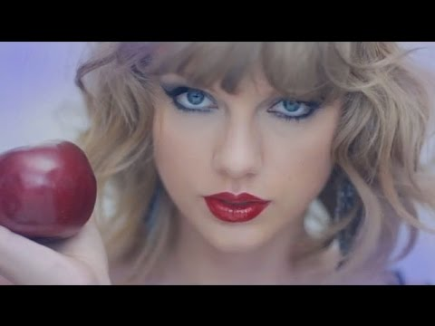 Taylor Swift - Blank Space Music Video Makeup Tutorial ...