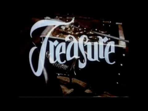 Littleknown 1958 TV  featuring the Oak Island treasure