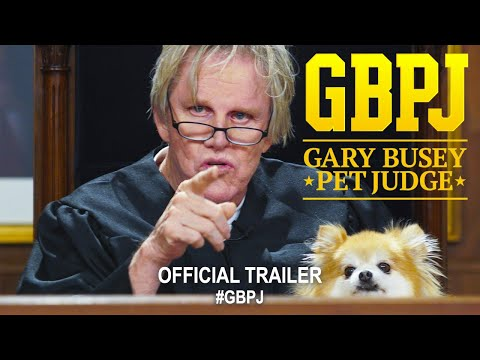 Gary Busey Pet Judge (2020) | Official Trailer HD