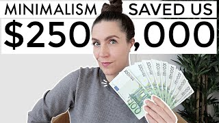 10 EXTREME MINIMALIST BUĎGET TIPS (SAVE 70% OF INCOME) // Spend Less 💸 FINANCIAL MINIMALIST FAMILY