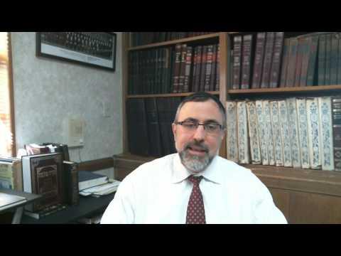 Video Vort - Shelach 5777 - Rabbi Etan Tokayer