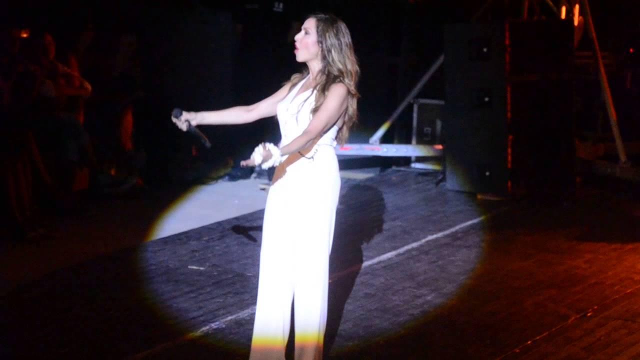 Άννα Βίσση - Αγάπησα Τον Που Καρκιάς, Άννα Με Πάθος Tour, Λάρνακα (29/07/2013)