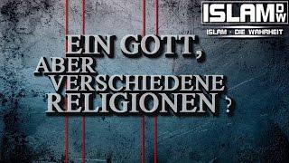 ´´Ein Gott, aber verschiedene Religionen ?´´´ᴴᴰ ┇Antwort Islam-DW
