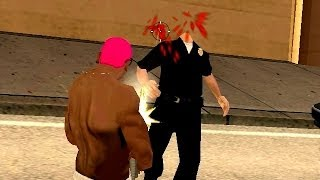 GTA San Andreas - Cheats for Madness