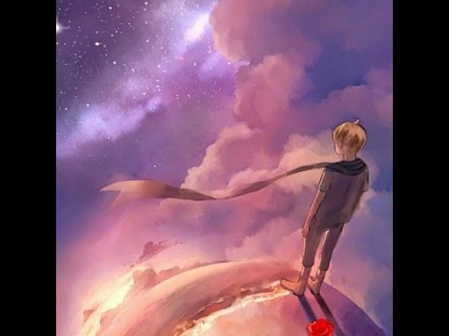 Изображение предпросмотра прочтения – OlesyaKobzeva читает авторское произведение «Авторское прочтение стихотворения О.А. Лавреновой Маленький принц»