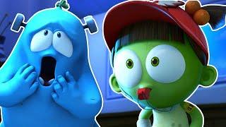 Spookiz | Dieta dei mostri | Zombie Cartoon for Kids | WildBrain