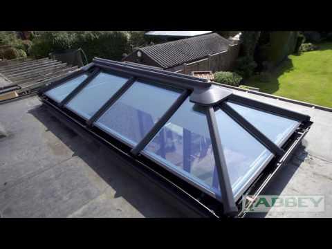 Lantern Roofs in Reading by Abbey Windows
