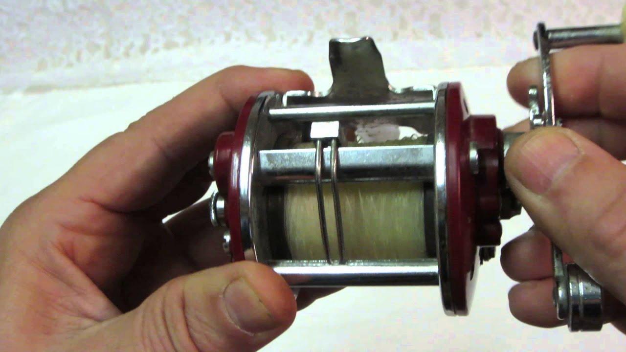 Vintage penn peerless no9 fishing reel youtube pooptronica Images