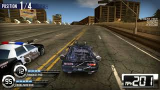 Burnin' Rubber 4 - Special Mission: Police Battle