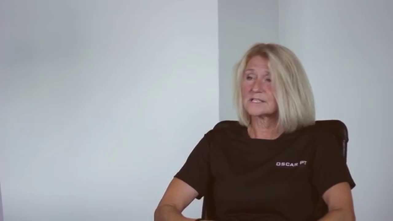 Intervju med Oscar PTs kund, Pia Ågren