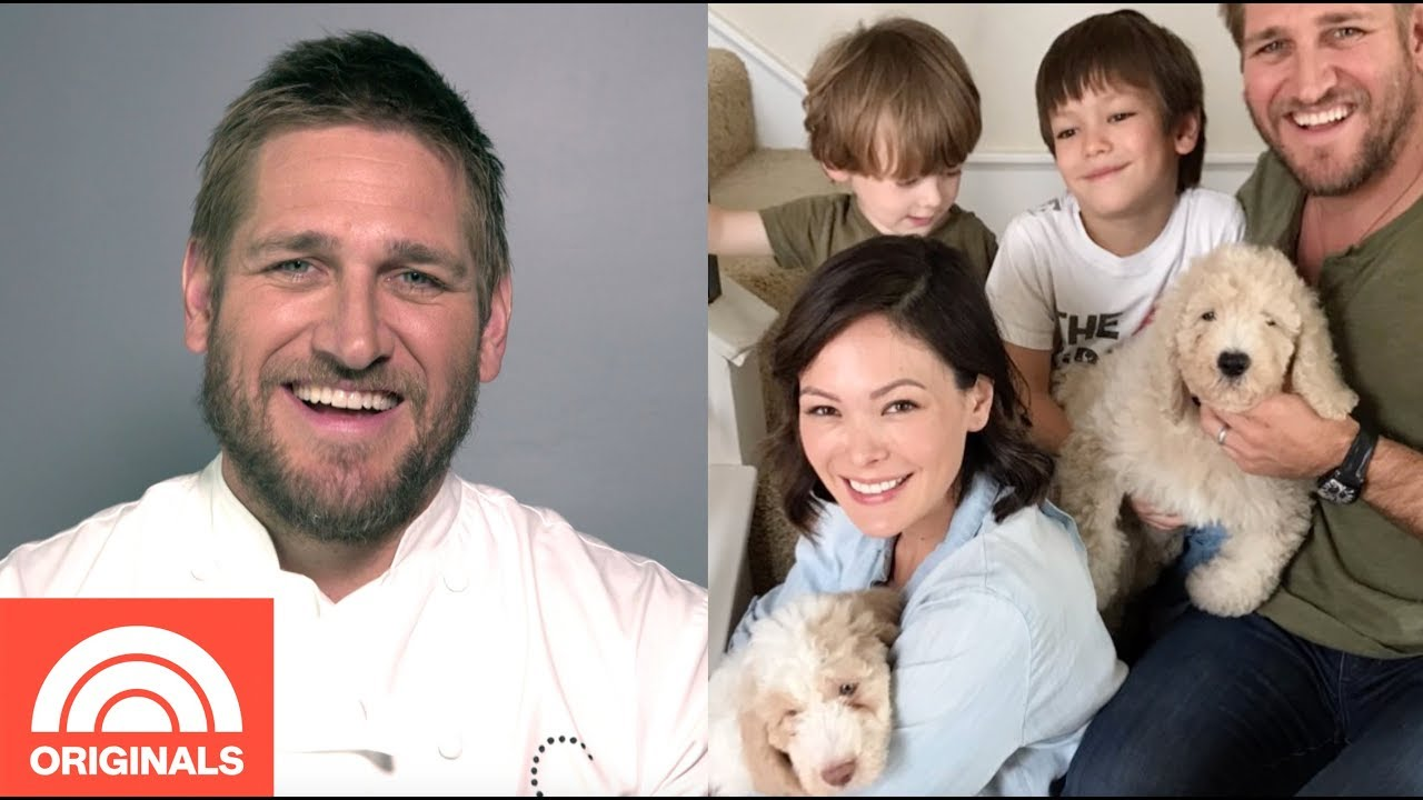 Why Chef Curtis Stone's Dogs Get Incredible Scraps | My Pet Tale | TODAY