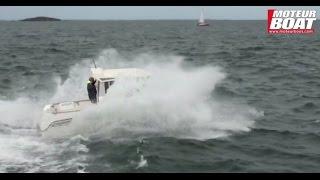 OSTREA 700 Elu Moteur Boat 2014 / awarded Motorboat 2014 - OCQUETEAU