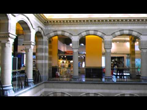 SIGHTSEEING TOUR SHOPPINGMALL MAGNA PLAZA,AMSTERDAM THE NETHERLANDS
