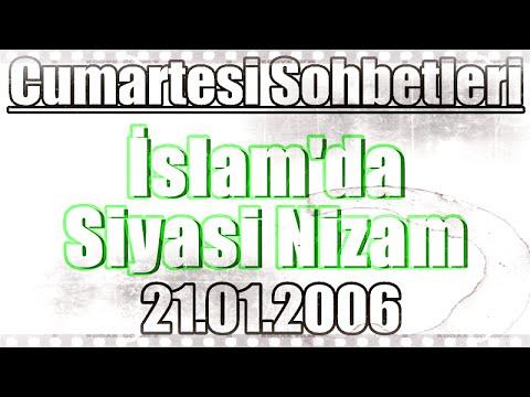 Ders 3, İslam'da Siyasi Nizam, Üstad Kadir Mısıroğlu, 12.02.2005