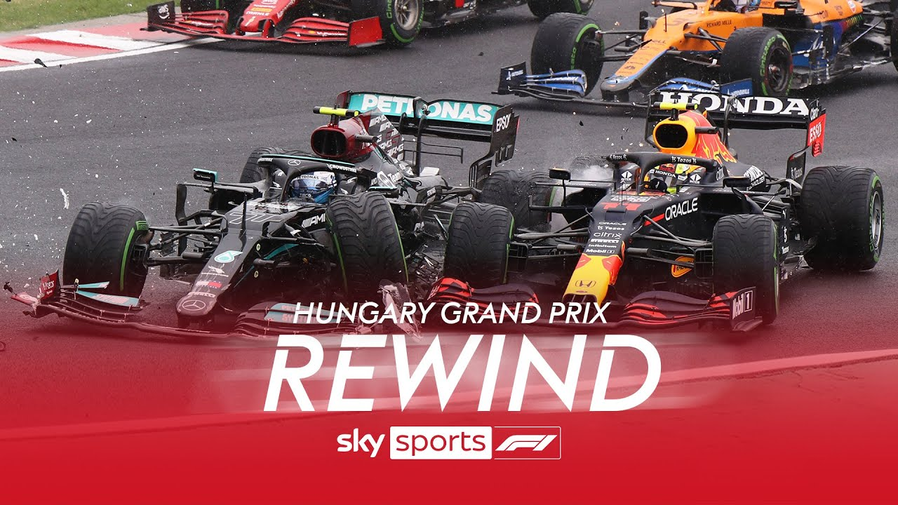First corner carnage and one car on the grid! | Hungary Grand Prix Weekend Rewind