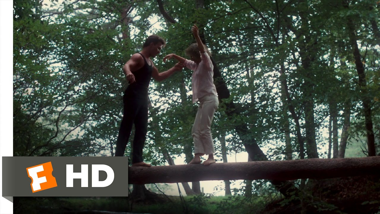 Dirty Dancing Muziek Log Dancing Dirty Dancing 3 12 Movie Clip 1987 Hd