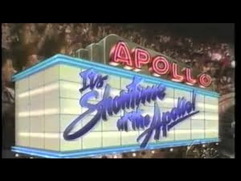 HISTORIC FILMS - SHOWTIME AT THE APOLLO - COMPILATION