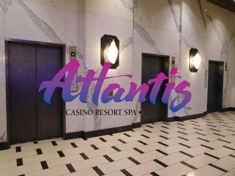 SUPER EPIC OTIS Scenic High-Rise Elevators-Concierge Tower-Atlantis-Reno, NV