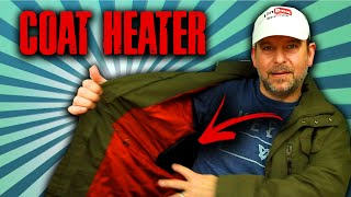 You Cold? Get a COAT HEATER! The Torch 2.0
