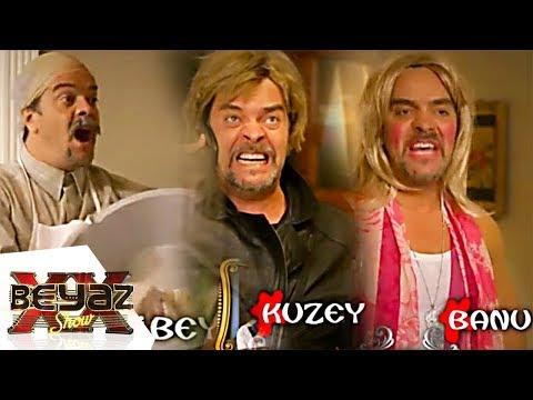 2 Dakikada KUZEY GÜNEY - Beyaz Show