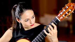 Anabel Montesinos' Concert Excerpts @International Guitar Festival Ferran Sor2020