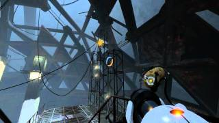 Portal 2 Funny - Life gives you lemons, Burn Life