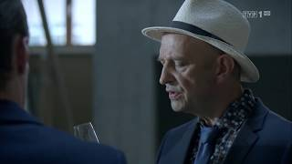"""""""Komisarz Alex"""" – Ubezpieczenie na życie – scena z odc.159"""