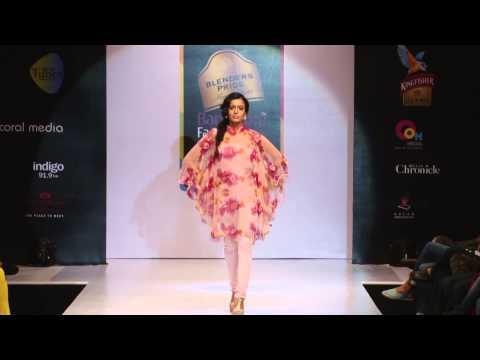 Bangalore fashion week - Soirée Couture