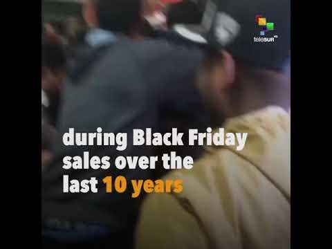 Black Friday: Capitalism's Holiday