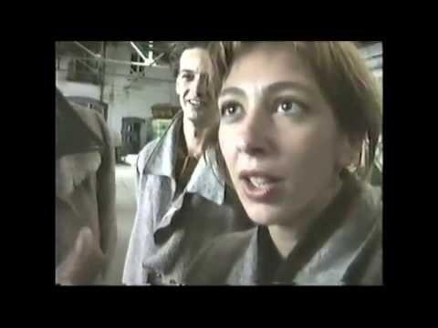Rucker in Lisbon for Movie with Pera, McKenna, Wilson 1994