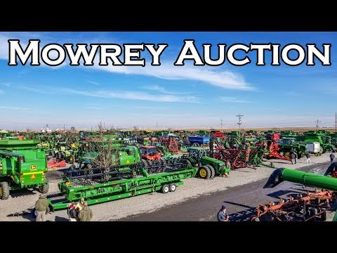 MOWREY AUCTION | Milford, IL - December 19th