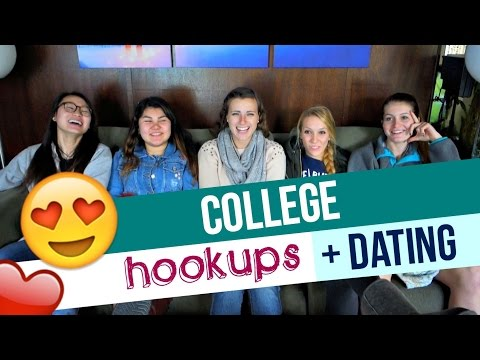 COLLEGE HOOKUPS + DATING ADVICE // nothin' but the truth