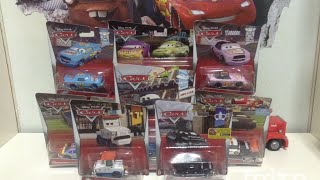 Mattel Disney Pixar Cars 2015/2017 Die-Cast (1) | By Toy-Lection From Zav S TV
