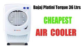 AIR COOLER - Bajaj Platini PX97 Torque 36 Ltrs Room Air Cooler