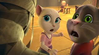 The Mystery of the Pyramid - Talking Tom and Friends | Season 4 Episode 14