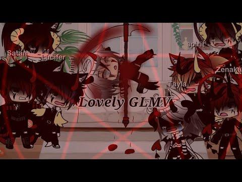Lovely GLMV|Gacha life|By: Billie Eilish & Khalid|