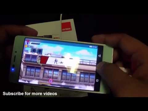 Gionee Elife S7 Gaming Test with Danger Dash, Spider Man and Real Football