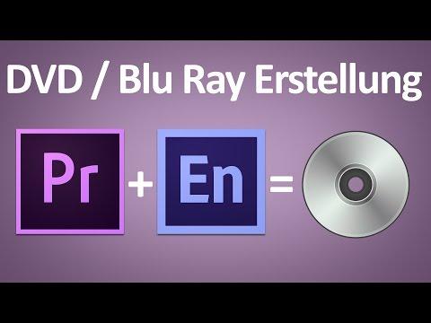 TTT - DVD und Blu Ray brennen mit Adobe Encore - Teil 1
