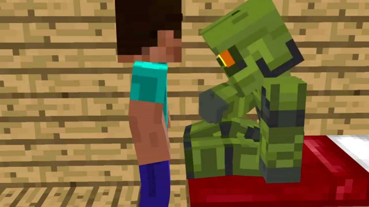 Homofil sex Minecraft