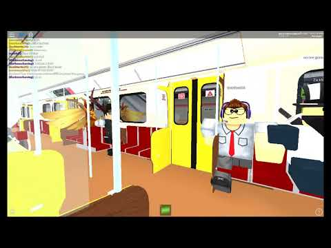 Roblox | TTC l Line 4 Sheppard Young Line | H5